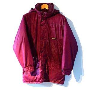 CHLOROPHYLLE super warm winter jacket